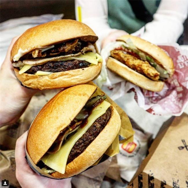 Vòng quanh thế giới, khám phá những món ăn nhanh được nhiều người ưa thích - Ảnh 3.