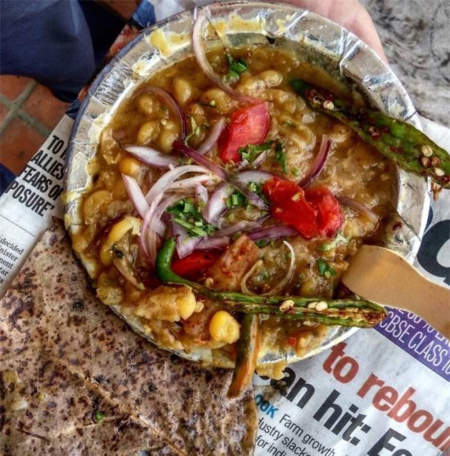 Vòng quanh thế giới, khám phá những món ăn nhanh được nhiều người ưa thích - Ảnh 6.