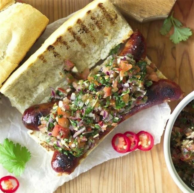 Vòng quanh thế giới, khám phá những món ăn nhanh được nhiều người ưa thích - Ảnh 7.