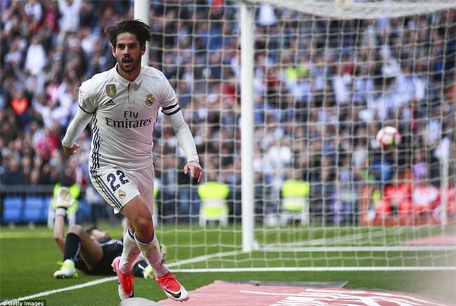 Ronaldo kiến tạo, Real Madrid giành chiến thắng 3 sao để xây chắc ngôi đầu - Ảnh 8.