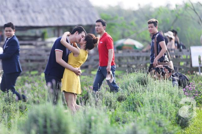 Không cần đi Tây, ở ngay Hà Nội cũng có vườn lavender tím rực khiến chị em ngất ngây - Ảnh 14.