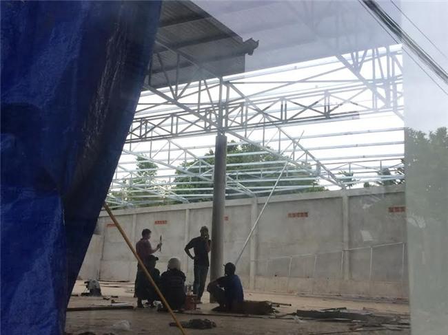 Phó ban nội chính tỉnh, xây dựng trái phép, dỡ nhà Phó ban nội chính, xây trái phép, cưỡng chế,  huyện Krông Pắk, Đắk Lăk, xây nhà trên đất nông nghiệp, biệt thự
