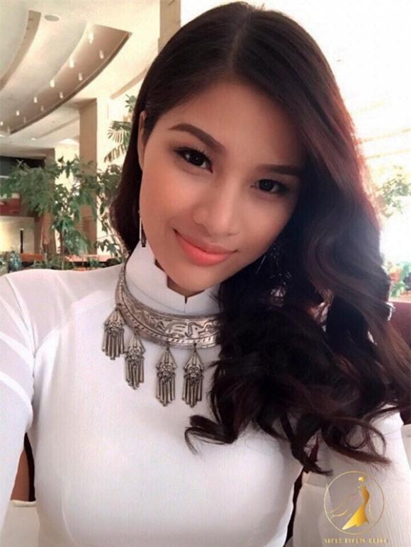 Nguyễn Thị Thành, Nguyễn Thị Thành thi chui, nguyễn thị thành Miss Eco International 2017, Miss Eco International