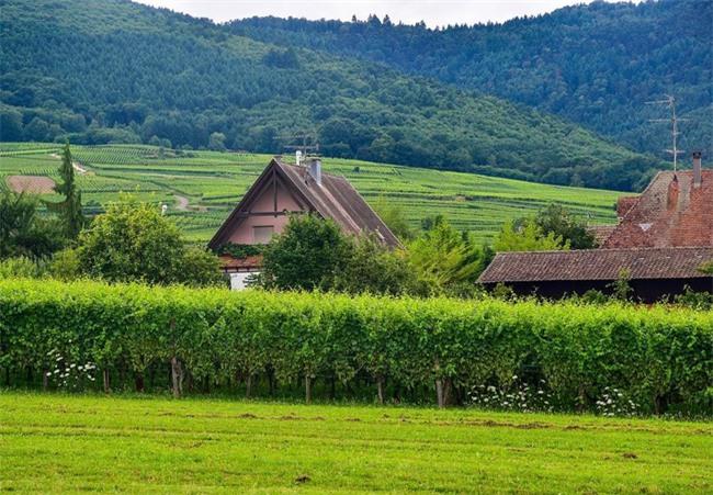 10 ngôi làng đẹp như thiên đường dưới hạ giới của nước Pháp - Ảnh 29.
