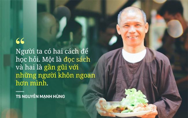 TS Nguyễn Mạnh Hùng: Rất nhiều người đang ngủ sai giờ. Họ không biết đường tới nghĩa địa dần ngắn lại - Ảnh 2.