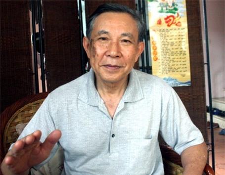 Ông Vũ Quốc Hùng, nguyên Phó chủ nhiệm Ủy ban Kiểm tra Trung ương