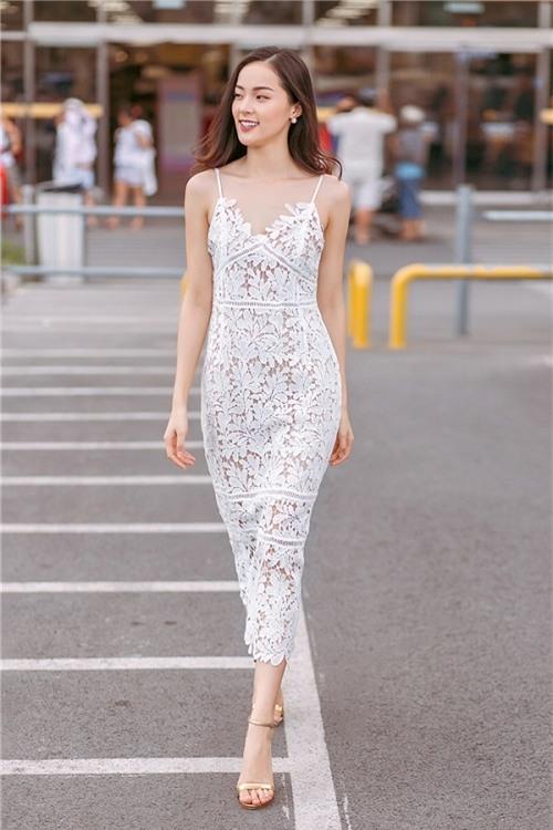Không chỉ xuống sắc, phong cách thời trang của Hạ Vi cũng đang trở nên nhàm chán đến lạ - Ảnh 9.