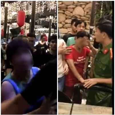 TP.HCM: Đi ăn sinh nhật, thực khách bị quản lý nhà hàng gạt tay trúng 2 cái vào mặt - Ảnh 1.