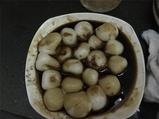 Siêu phẩm bánh trôi nát của các chị em trong ngày Tết Hàn thực - Ảnh 5.