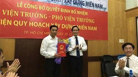 Trần Vũ Quỳnh Anh,  Thứ trưởng Nguyễn Đình Toàn, bổ nhiệm cán bộ thần tốc
