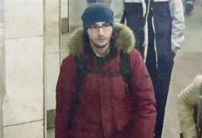 nghi phạm, vụ nổ ở Nga, nổ tàu điện ngầm, tàu điện ngầm