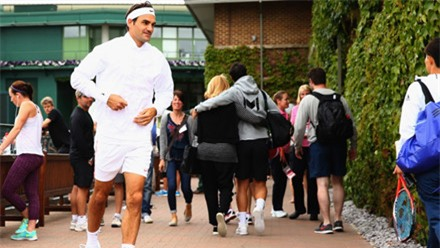 """Huyền thoại Roger Federer: Và """"Tàu tốc hành"""" vẫn tiếp tục lăn bánh ảnh 2"""