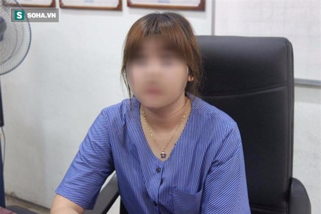 Vụ nữ sinh bị 20 thanh niên hành hung: Kẻ lạ mặt nhắn tin dọa cắt gân - Ảnh 2.