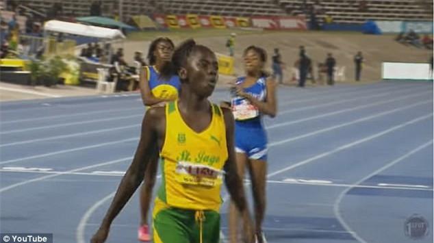 Brianna Lyston: Cô bé 12 tuổi được ví là truyền nhân của Usain Bolt - Ảnh 3.