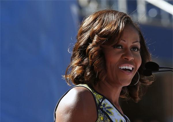 Michelle Obama, Barack Obama, tóc xoăn tự nhiên