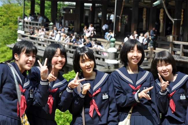 Thầy giáo Mỹ bật mí những điều thú vị về học sinh Nhật Bản - Ảnh 1.