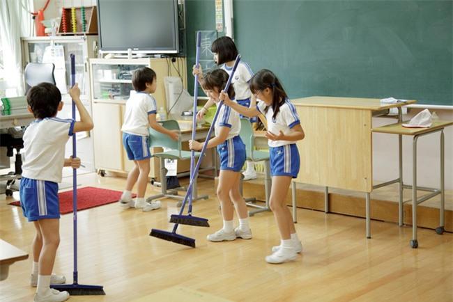 Thầy giáo Mỹ bật mí những điều thú vị về học sinh Nhật Bản - Ảnh 5.