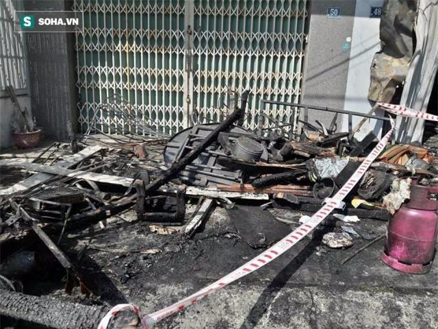 Vụ cháy 3 phụ nữ tử vong ở Đà Nẵng: Ba chỉ kịp cứu em trai con. Tha lỗi cho ba - Ảnh 3.