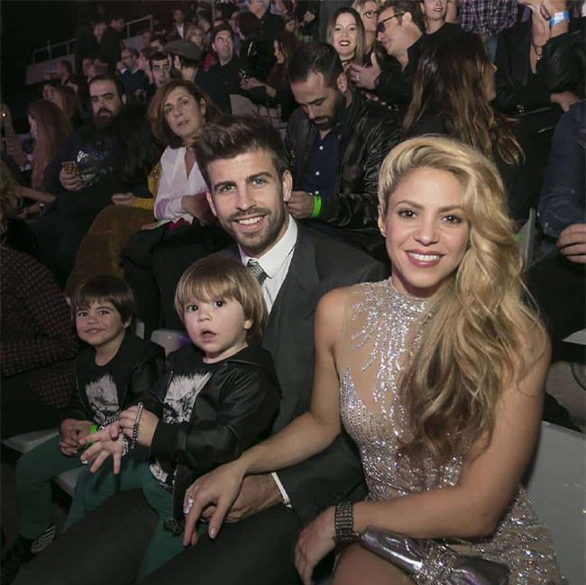 Con trai nhà Pique - Shakira khiến cả triệu fan thích thú - Ảnh 3.