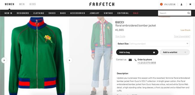 Mỹ Tâm mặc áo khoác giống... đồ fake của Gucci - Ảnh 6.