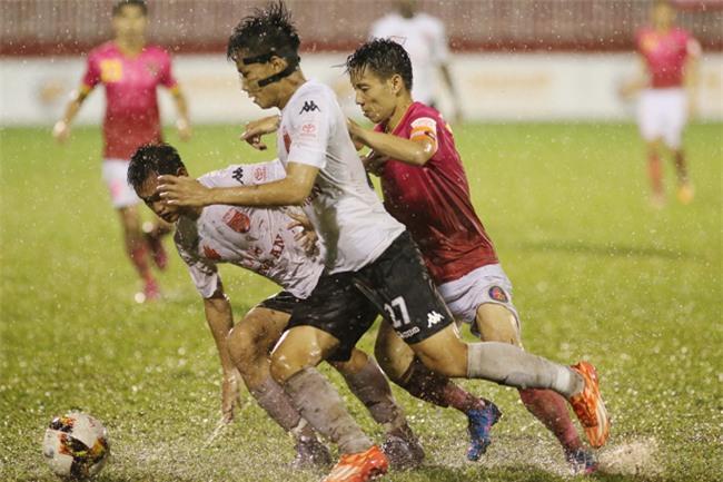 V-League 2017, Cần Thơ, Long An, Lê Công Vinh