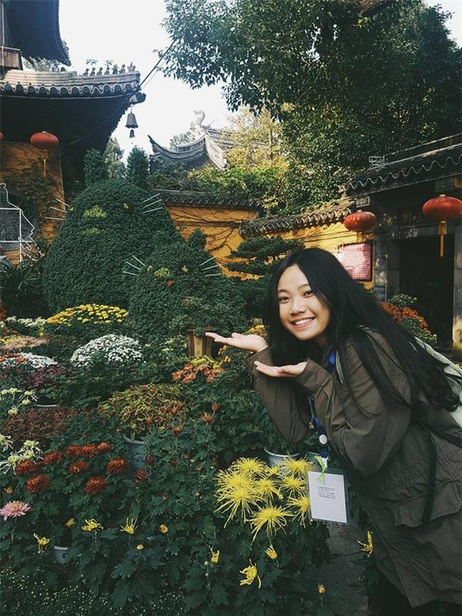 Nữ sinh Lào Cai đầu tiên vào ĐH Stanford với học bổng 6,5 tỷ đồng - Ảnh 3.