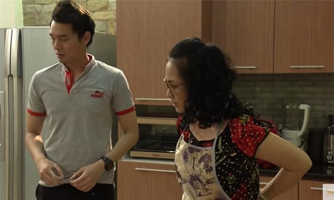 'Song chung voi me chong': Vo chong con nen 'quan he' it thoi hinh anh 2