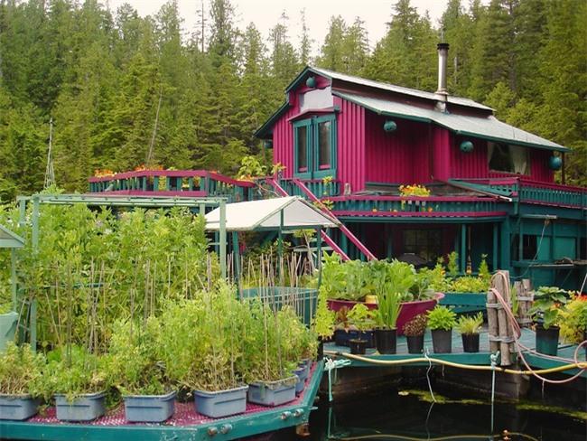 20 năm hì hục xây nhà trên sông, kết quả của hai vợ chồng khiến ai cũng bất ngờ - Ảnh 10.