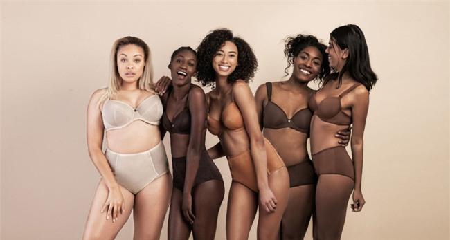 Khi gam màu nude phủ trọn từ thời trang đến trang điểm, là phái đẹp bạn không thể làm ngơ - Ảnh 8.