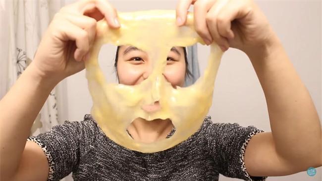 Thêm bí quyết cải thiện làn da từ xứ Hàn mang tên mặt nạ cao su tiếp tục tạo nên cơn sốt - Ảnh 3.