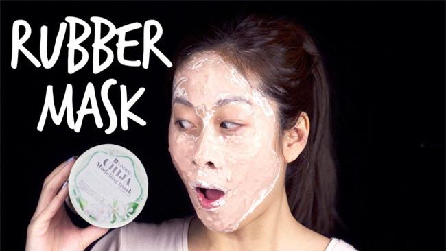 Thêm bí quyết cải thiện làn da từ xứ Hàn mang tên mặt nạ cao su tiếp tục tạo nên cơn sốt - Ảnh 4.