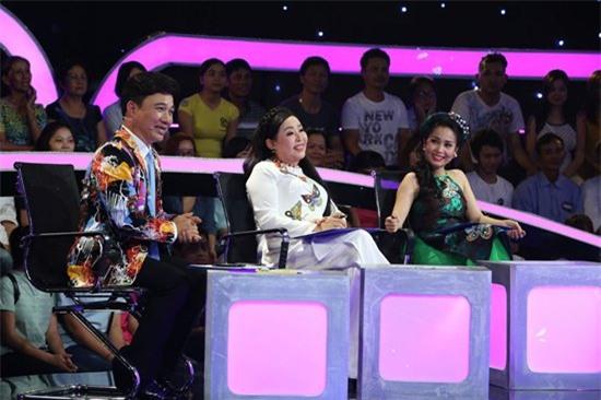 NSND Thu Hiền, Quang Linh,  Thần tượng tương lai, gameshow việt