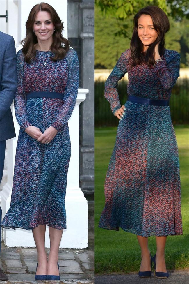 Một tín đồ mê phong cách của Kate đến nỗi sao chép gần như toàn bộ những bộ cánh mà công nương từng mặc - Ảnh 1.