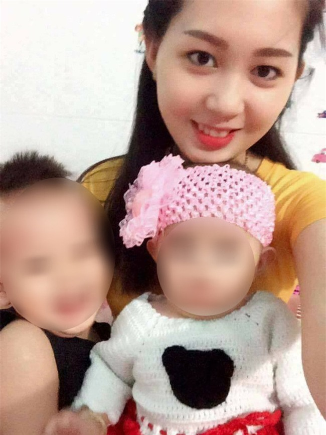 Không phải bị bắt cóc, người vợ trẻ bỏ chồng và hai con nhỏ về nhà người thân chơi - Ảnh 2.