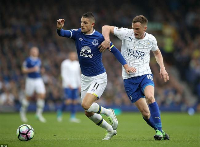 Leicester đứt mạch chiến thắng sau khi sa thải HLV Ranieri - Ảnh 14.
