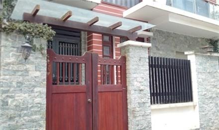 Căn nhà thuộc lô 9 và 10, khu đô thị Đại Thanh, huyện Thanh Trì, Hà Nội của Trần Vũ Quỳnh Anh được nhắc tới trong Facebook Tr.Đ.