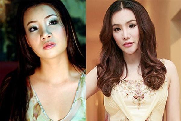 Khuôn mặt từng sửa đi sửa lại của Hồ Quỳnh Hương, hiện giờ ra sao? - Ảnh 5.