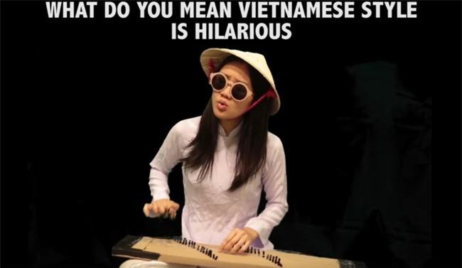 Cô gái gốc Việt hát hit Justin Bieber phong cách cải lương khiến bạn... quên luôn bản gốc - Ảnh 4.
