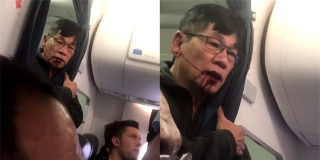 Sau vụ xô xát trên máy bay của United Airlines, tất cả hành khách đã bị đuổi xuống để nhân viên dọn sạch máu - Ảnh 1.