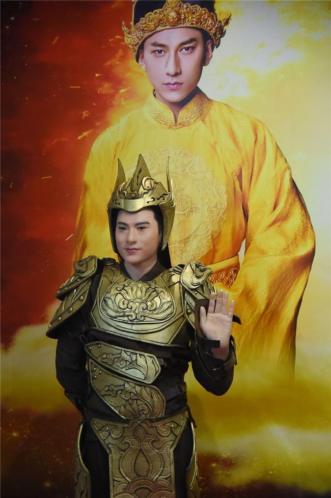 Tuong sap cua Tran Thanh, Isaac bi che khong giong ngoai doi hinh anh 4
