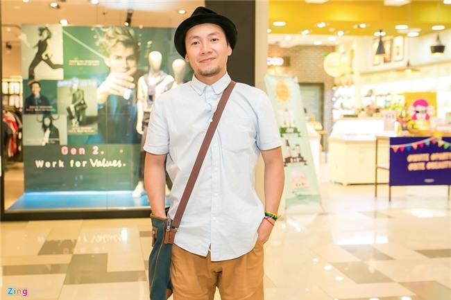 Dinh Tien Dat tranh mat Hari Won o su kien ra mat phim hinh anh 1