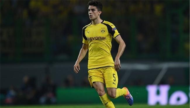 Hau ve Dortmund gay xuong co tay sau vu danh bom hinh anh 1