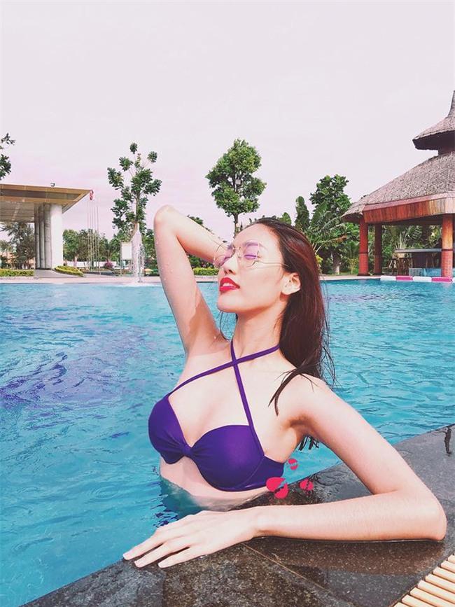 Mới chớm hè sao Việt đã khoe dáng nóng bỏng với đồ bơi, ai đoạt ngôi quyến rũ nhất? - Ảnh 11.