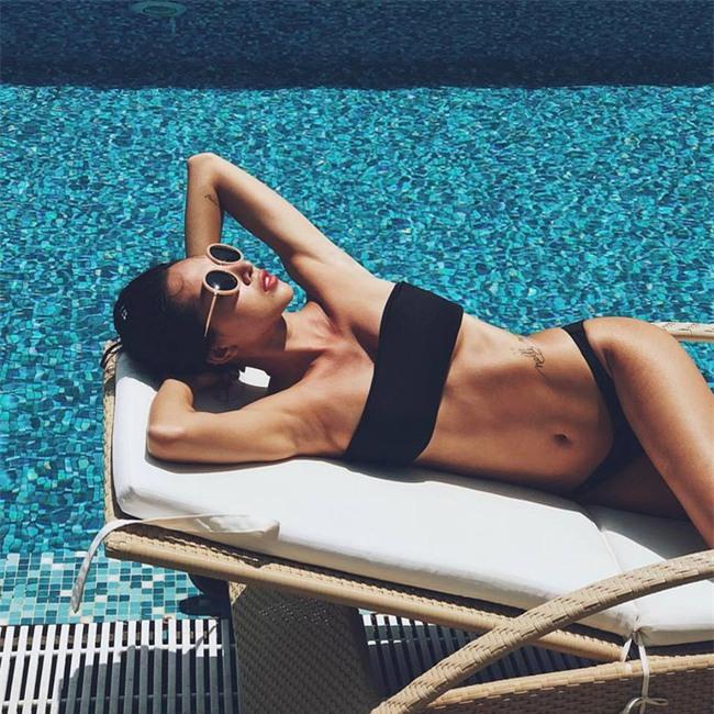 Mới chớm hè sao Việt đã khoe dáng nóng bỏng với đồ bơi, ai đoạt ngôi quyến rũ nhất? - Ảnh 14.