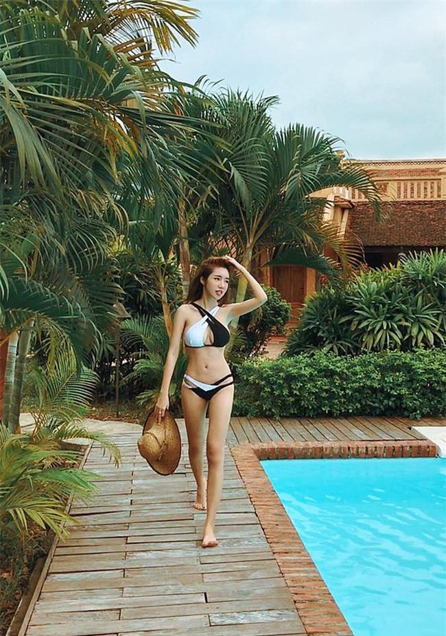 Mới chớm hè sao Việt đã khoe dáng nóng bỏng với đồ bơi, ai đoạt ngôi quyến rũ nhất? - Ảnh 9.