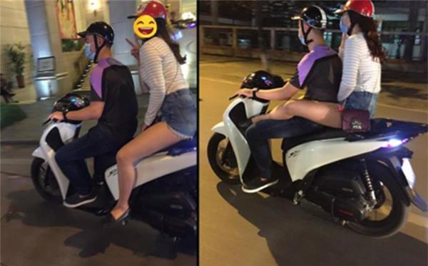 Mới đây nhất, hình ảnh về một dáng ngồi kém duyên của cô gái trẻ khi ngồi sau xe máy của bạn trai đã được cộng đồng mạng chia sẻ rầm rầm. Không chỉ khiến cho nhiều người phải đỏ mặt khi nhìn, mà đôi khi dáng ngồi này lại khiến các cô gái lâm vào thế vô tình ... lộ hàng.