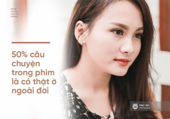 Bảo Thanh - cô vợ trong Sống Chung với mẹ chồng: Nhiều người nói phim cường điệu quá, ngoài đời tôi gặp nhiều câu chuyện còn kinh khủng hơn! - Ảnh 2.