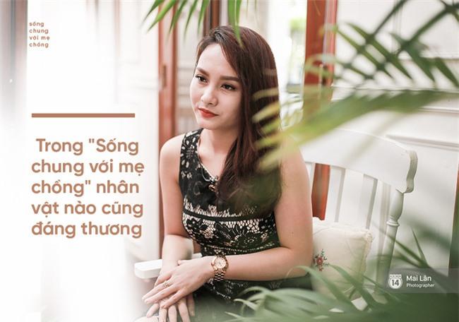 Bảo Thanh - cô vợ trong Sống Chung với mẹ chồng: Nhiều người nói phim cường điệu quá, ngoài đời tôi gặp nhiều câu chuyện còn kinh khủng hơn! - Ảnh 3.