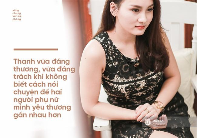 Bảo Thanh - cô vợ trong Sống Chung với mẹ chồng: Nhiều người nói phim cường điệu quá, ngoài đời tôi gặp nhiều câu chuyện còn kinh khủng hơn! - Ảnh 6.