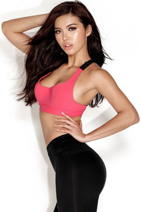 Minh Tú, siêu mẫu Minh Tú, Minh Tú gợi cảm